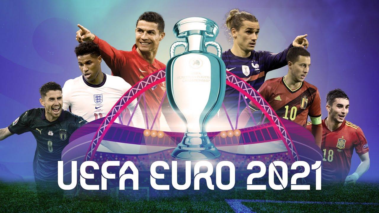 Lịch thi đấu Euro 2021 theo giờ Việt Nam trực tiếp trên VTV