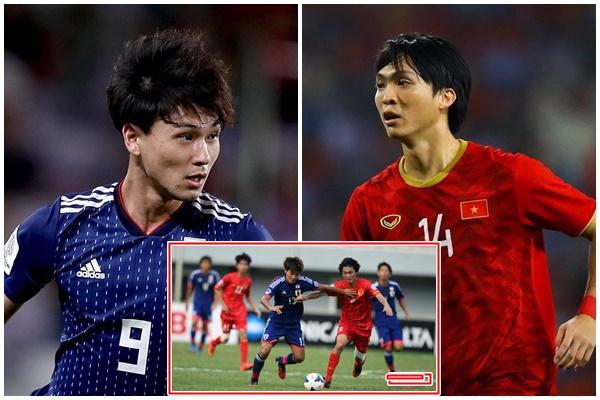 Tuấn Anh báo tin cực vui với thầy Park: Sẵn sàng bắt chết Minamino ở trận gặp Nhật Bản