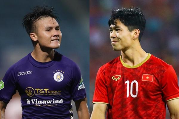 Quang Hải vượt mặt Công Phượng trở thành cầu thủ đắt giá nhất lịch sử Việt Nam