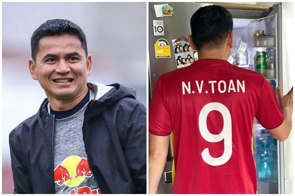 Mặc áo Văn Toàn, Kiatisak khẳng định: 'ĐT Việt Nam sẽ đánh bại Úc, Văn Toàn ghi bàn'