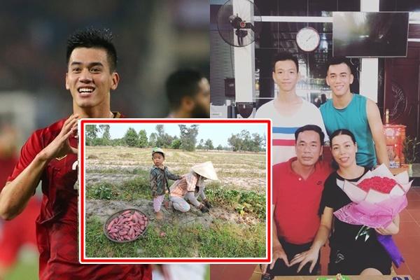Tiến Linh: Từ chàng trai nghèo ăn khoai thay cơm tới chân sút đắt giá nhất Việt Nam