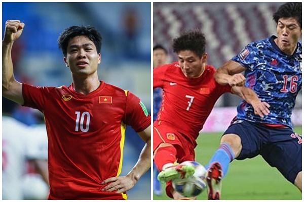 Sắp đụng độ Việt Nam, tuyển Trung Quốc thận trọng: 'Cẩn thận cầu thủ mang áo số 10'