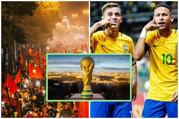 Gặp Brazil ở trận ra quân World Cup, Việt Nam sòng phẳng: 'Đừng coi thường tinh thần người Việt'